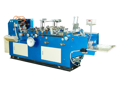 CD Envelope Making Machine