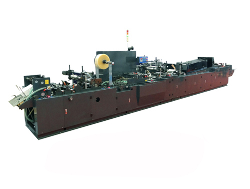 KT-266 Envelope Making Machine