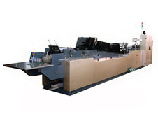 PZH-266 Envelope Making Machine with Pre-coating Glue
